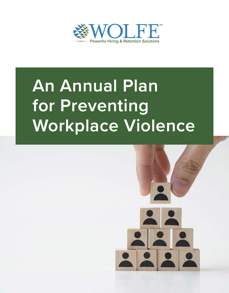 pdf cover for preventing workplace violence with background screening and drug testing